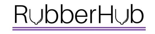 Rubber Hub Logo